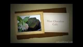 Mint Chocolate Cake Video Recipe