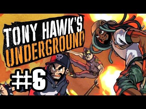Best Friends Play Tony Hawk's Underground (Part 6)