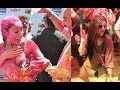 Tv Actress Full Drunk Dance At Holi Party 2018