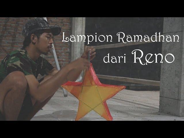 LAMPION RAMADHAN DARI RENO