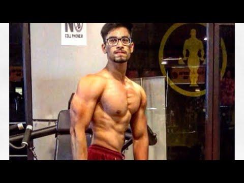 my current workout split | akshat fitness