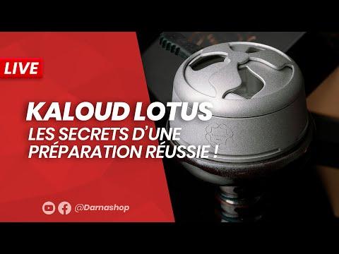 Kaloud Lotus 1+ vidéo