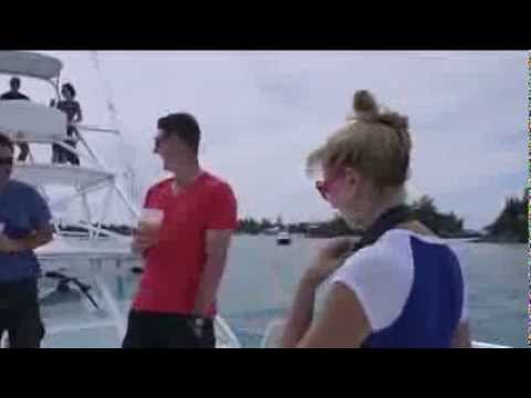 2013 PGA Grand Slam of Golf: Justin Rose tours Bermuda