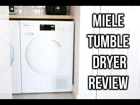 miele t1 classic tumble dryer review youtube. Black Bedroom Furniture Sets. Home Design Ideas
