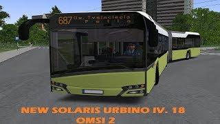 [OMSI 2] NEW SOLARIS URBINO IV. 18 -  L687  KATOWICE. /DOWNLOAD/