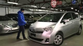Toyota Ractis 2011 год 1.3 л.CVT (Без пробега по РФ) от РДМ-Импорт