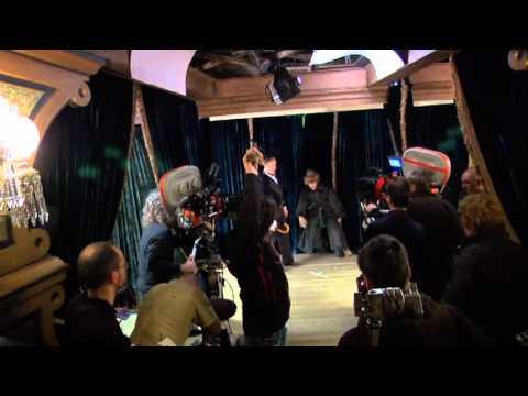 Sherlock Holmes 2 Behind The Scenes - Holmesavision On Steroids