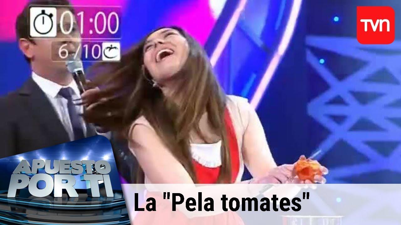 La pela tomates