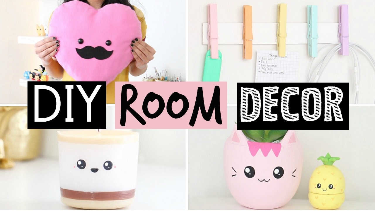 diy room decor organization easy inexpensive ideas