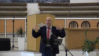 """Разбор Священного Писания 19 мая 2021 года. Церковь ЕХБ """"Преображение"""" г. Сарань."""