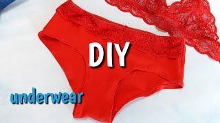 DIY underwear | Jak uszyć majtki