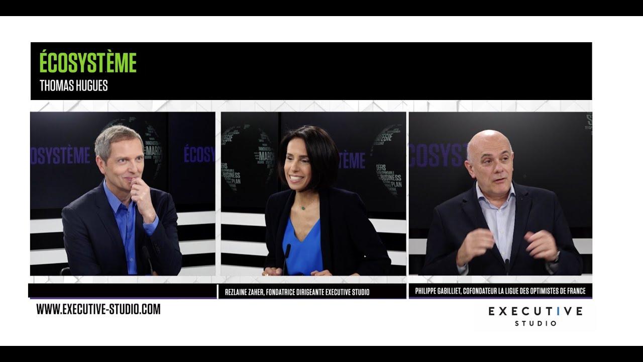 """Découvrez notre interview sur l'émission """"Ecosystème"""" avec Thomas Hugues, BSMART"""