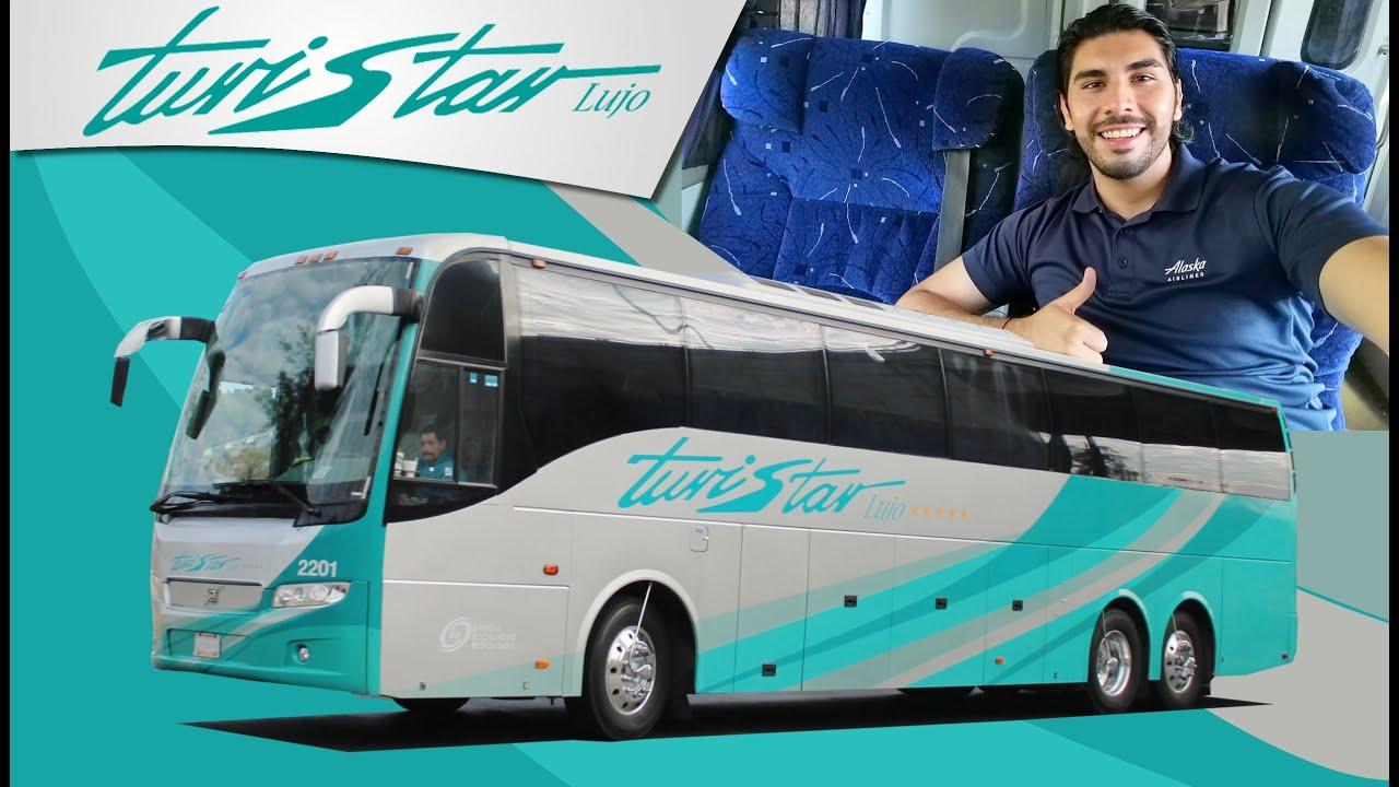 Turistar Lujo (Volvo 9700) Review #17 | Cuernavaca - México Sur Taxqueña