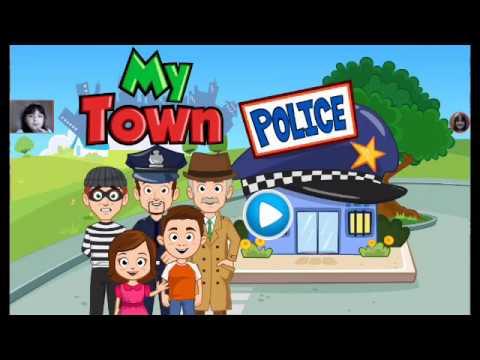 My Town:Police.Polícia Legal!