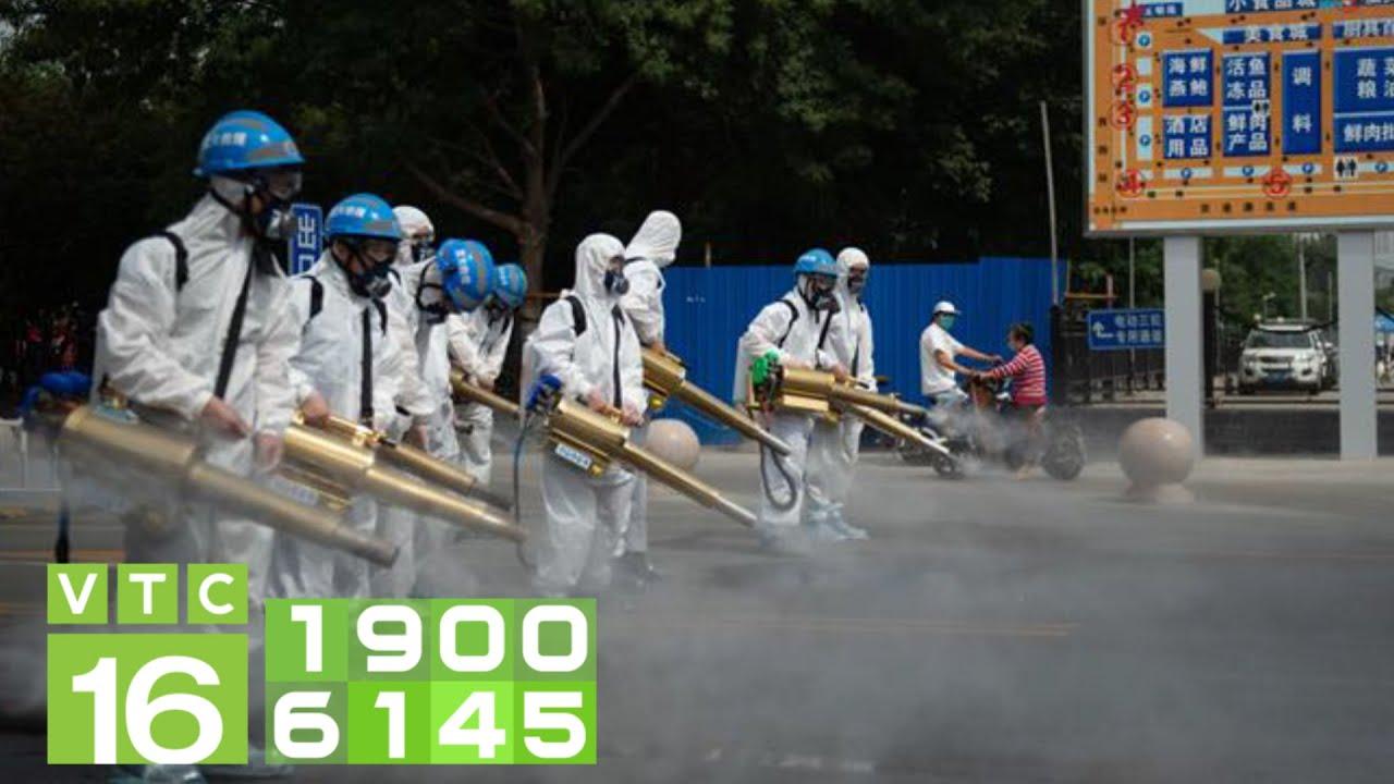 Khẩn cấp: Trung Quốc tái bùng phát dịch Covid 19 | VTC16