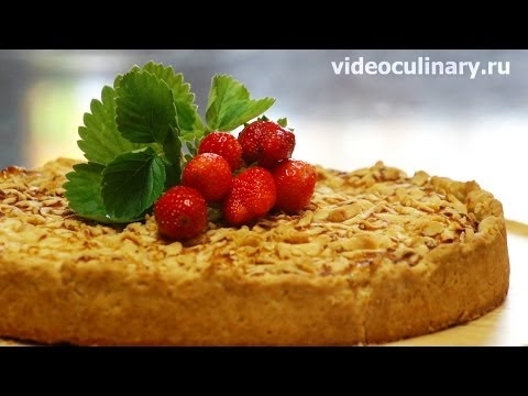Рецепт Песочный пирог с тыквенно-яблочной начинкой