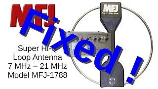 MFJ 1788 Loop Antenna Fixed (#65)