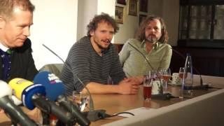 Nockherberg 2016: Regisseur Markus H. Rosenmüller & Komponist Gerd Baumann zum Singspiel 2016
