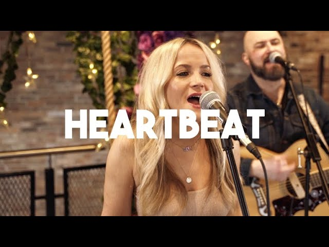 Carrie Underwood ft. Sam Hunt - Heartbeat (Jeannine Barry Acoustic Cover)