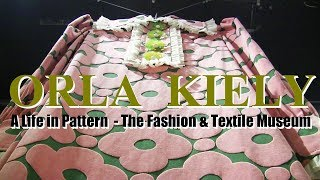 Orla Kiely Exhibition - Fashion and Texile Museum