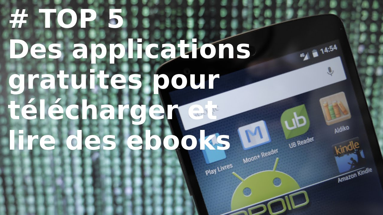 telecharger ebook pour android gratuit