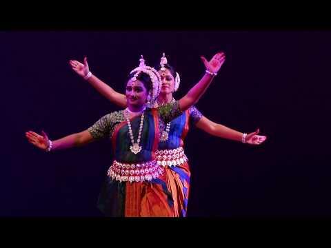 Jatra Baramashe, Odissi Dance, Orissa Dance Academy Group  - 39th Barsha 2017
