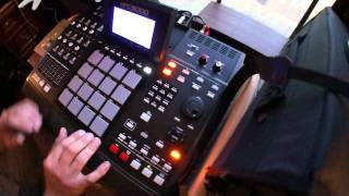 MPC5000 Broken Wings