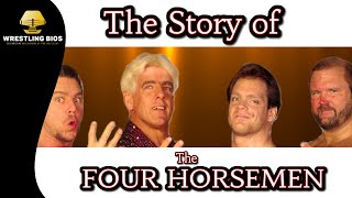 The Story of The Four Horsemen in WCW