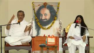 Shastrarth - Session 1 with Swami Brahmtej and Tanuja Limaye | Art of Living
