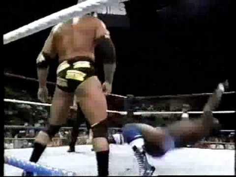 Razor Ramon vs Gary Jackson