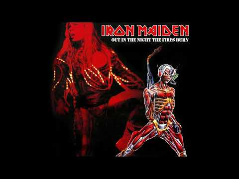 Iron Maiden - Out In The Night The Fires Burn (1986)