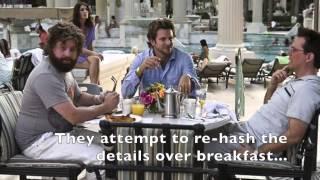 """MC 495 Movie Summary """"The Hangover"""""""