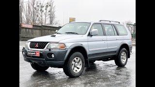 Автопарк Mitsubishi Pajero Sport 2004 года (код товара 23331)