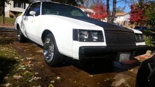1985+Buick+Regal+3 White Buick Regal