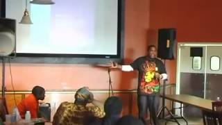 Dr. Umar Johnson on the American Government, The NWO, and The Illuminati