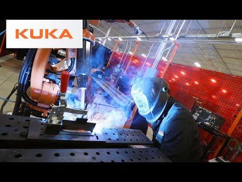 KUKA Metal & Arc TechCenter   Robot-Based Solutions   Michigan, USA