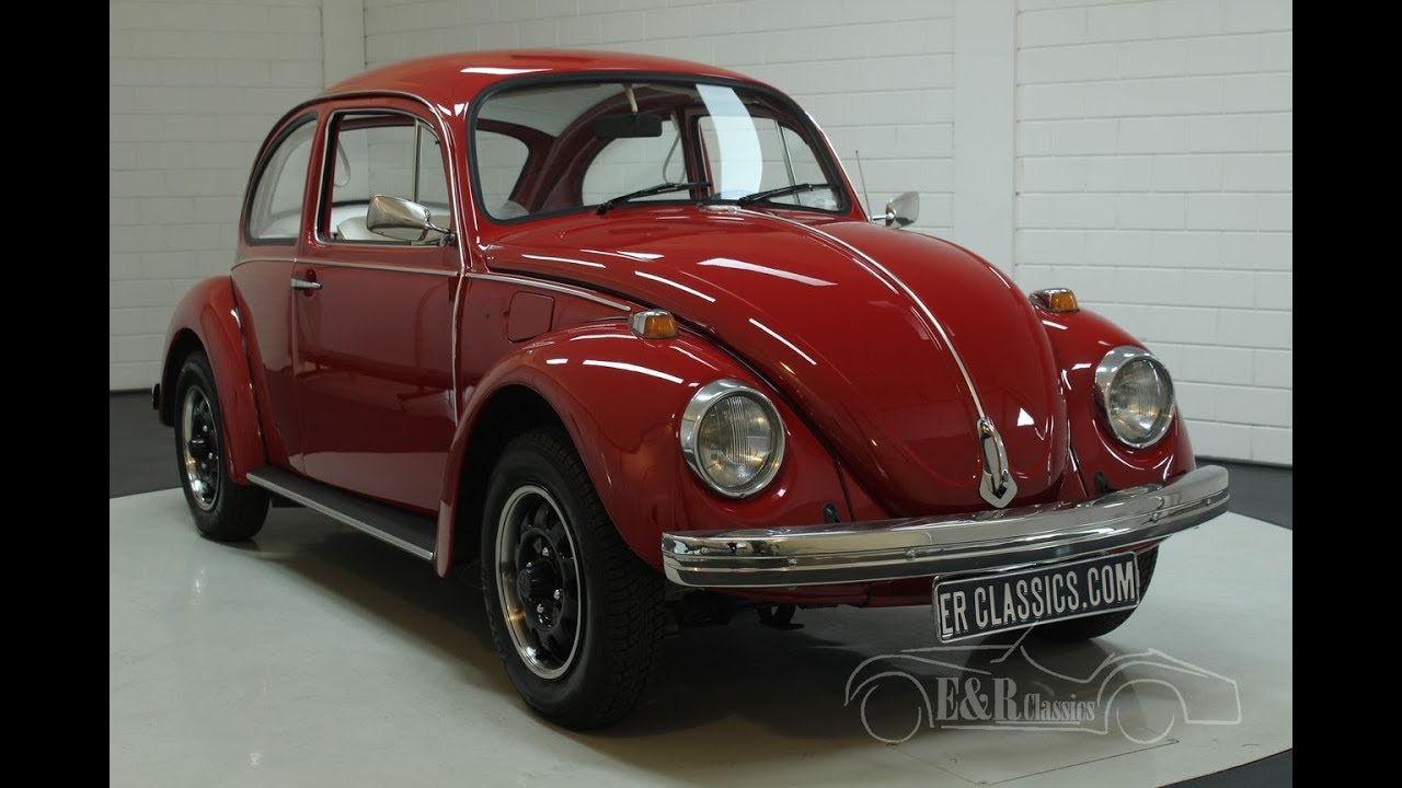 hight resolution of volkswagen beetle 1974 video www erclassics com