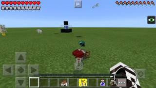 Minecraft challenge games mutant spider