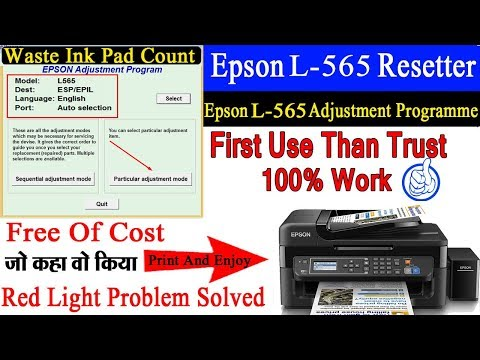 Full Download] Epson L3110 L3150 Adjustment Program Free Download
