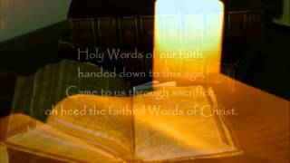 WHISPERS OF MY FATHER - ANCIENT WORDS by Michael W. Smith with Lyrics