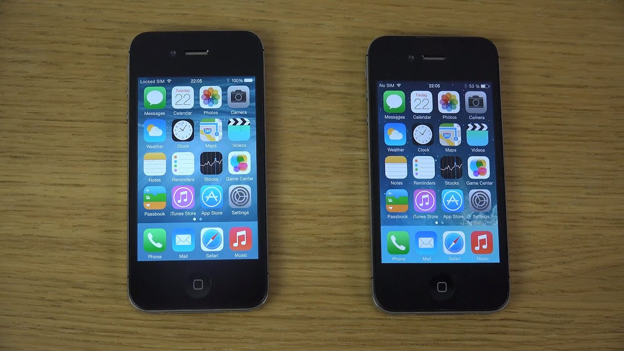 ios 8 on iphone 4s iphone 4s ios 8 beta 4 vs iphone 4s ios 7 1 2 which is 8781