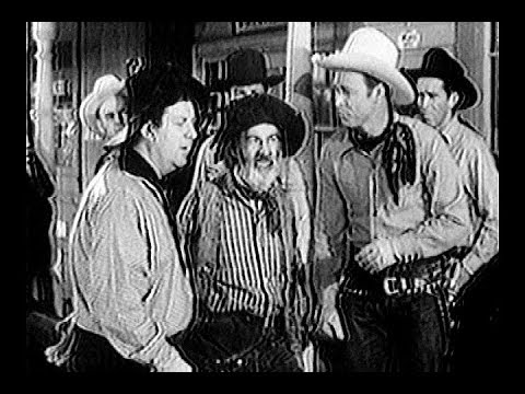 Roy Rogers - Heart Of The West - with Gabby Hayes, Smiley Burnette