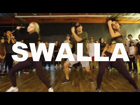 """SWALLA"" - Jason Derulo ft Nicki Minaj Dance Pt 2  MattSteffanina Choreography"