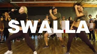 swalla jason derulo ft nicki minaj dance pt 2 mattsteffanina choreography
