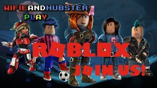 Roblox Gameplay - WAH FAM taking their victory sips! Hub vs. Kev! Join in!