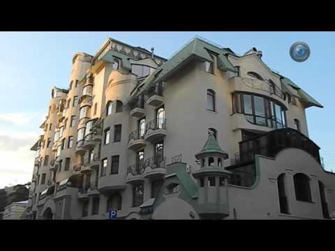 Смотреть Остоженка. Самая дорогая улица Москвы онлайн