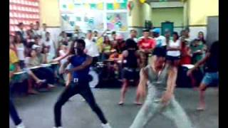 Apres. no Heitor Villa Lobos - Grupo Ki Swing & Cia 18/06