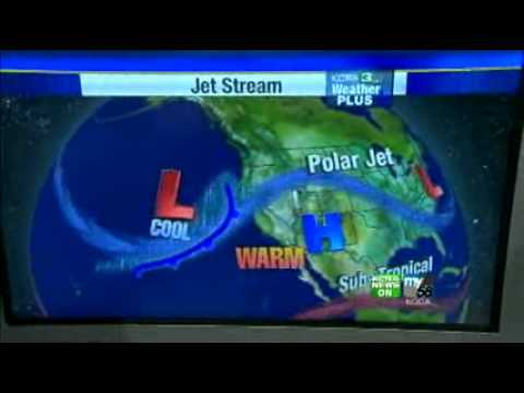 How Does The Jet Stream Work  YouTube