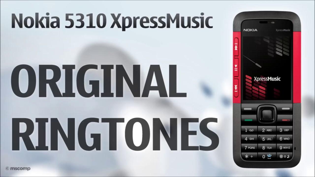 THEME EXPRESS TÉLÉCHARGER MUSIC 5310 GRATUIT NOKIA
