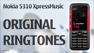 Here is the new update of nokia 5310 xpressmusic ringtones. this time we covered some ringtones from t-mobile. includes alert tones also. you'll real...